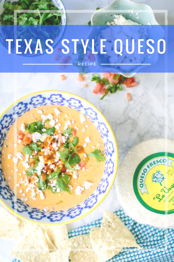 Texas-Style Queso Recipe - Lone Star Looking Glass