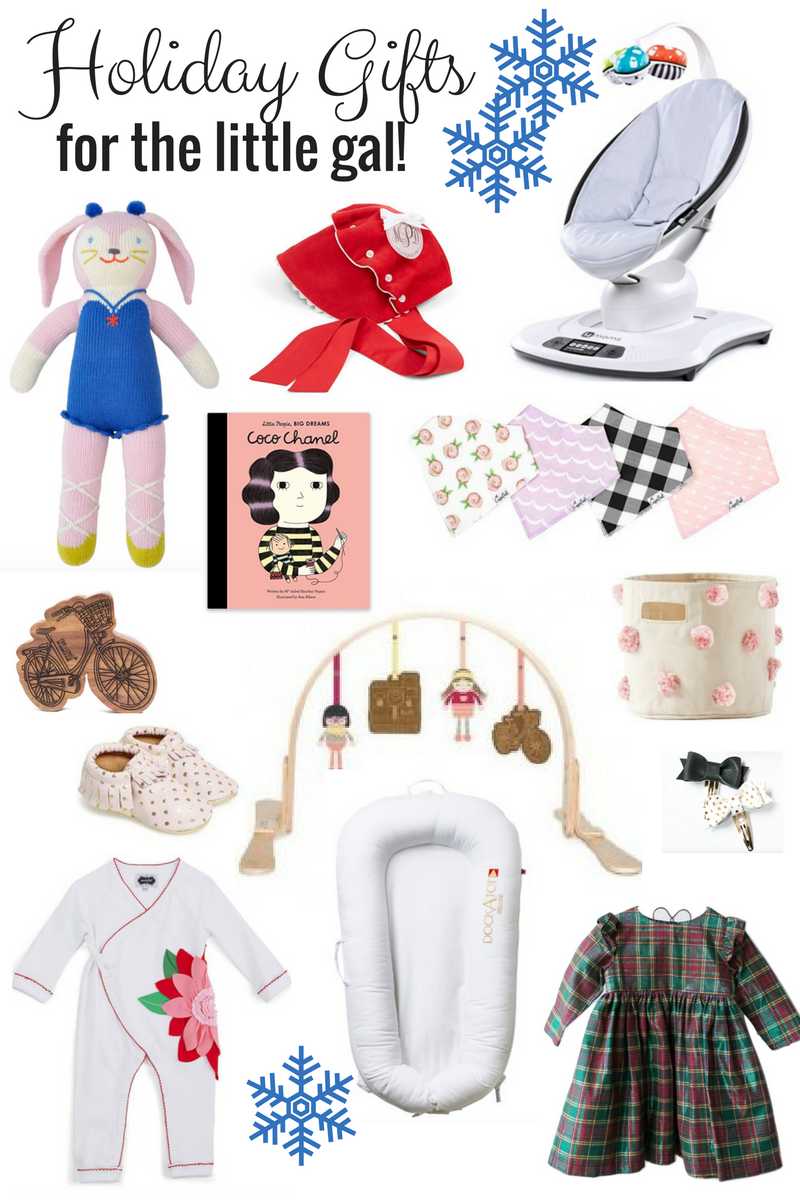 Cute Baby Gifts For Christmas : Christmas gift ideas for newborn baby girl best