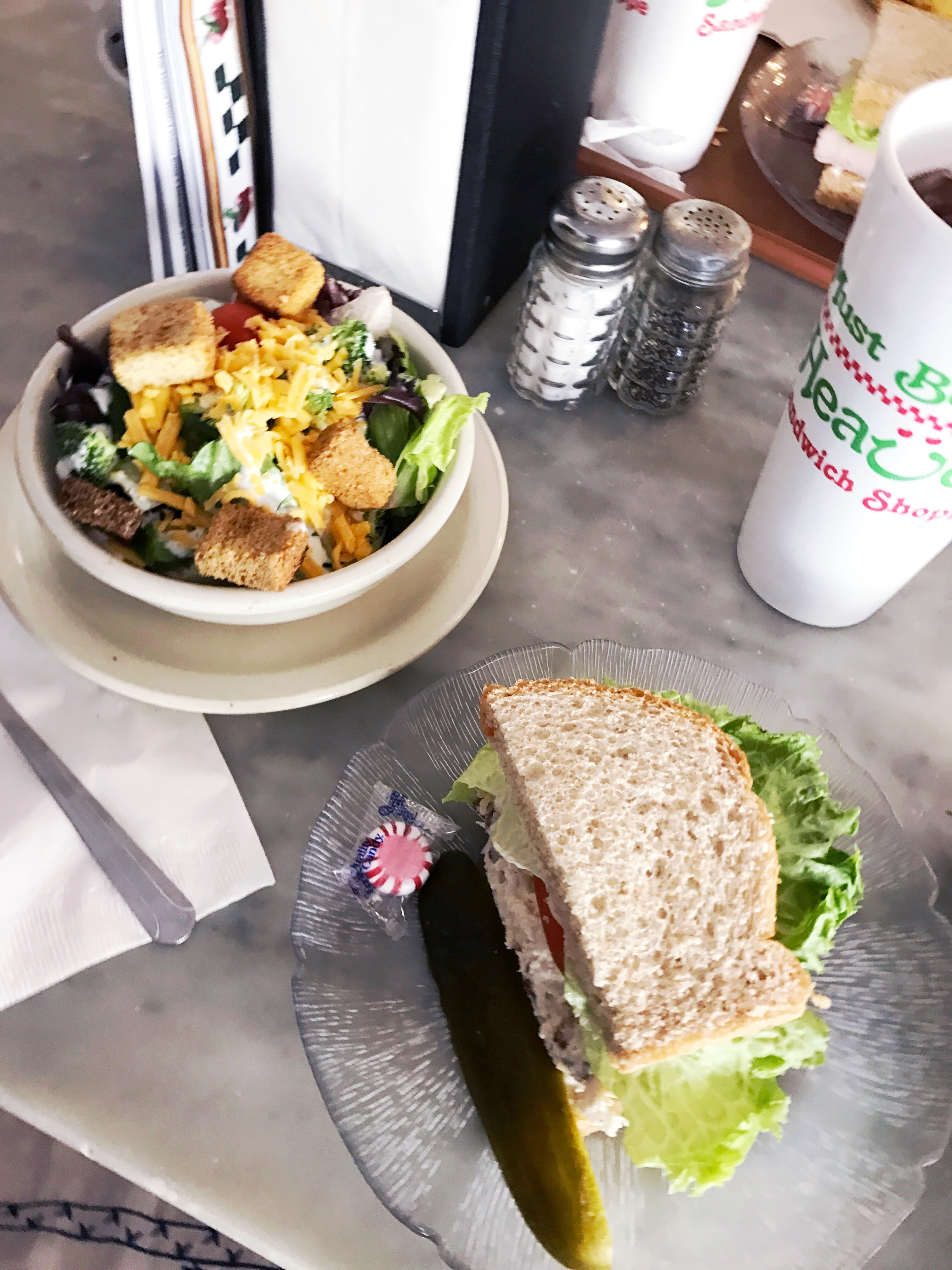 A day trip to Brenham, TX: where to eat, what to see and what to do.