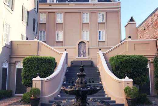 A review of the W French Quarter hotel New Orleans.