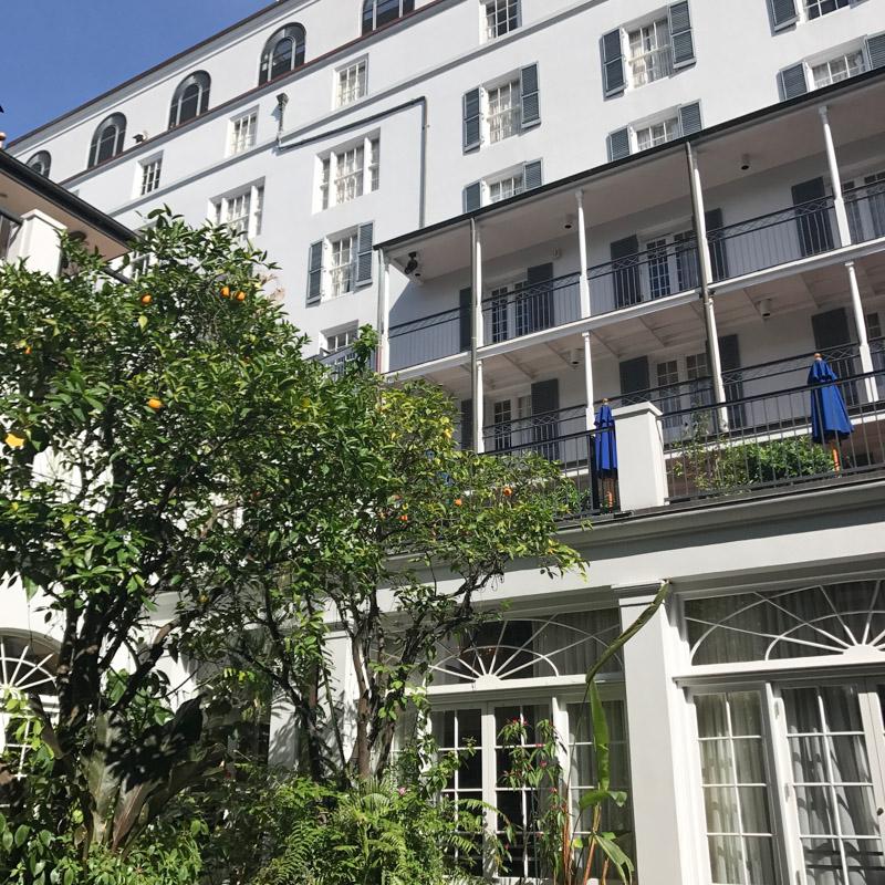 Royal Sonesta New Orleans Hotel Review
