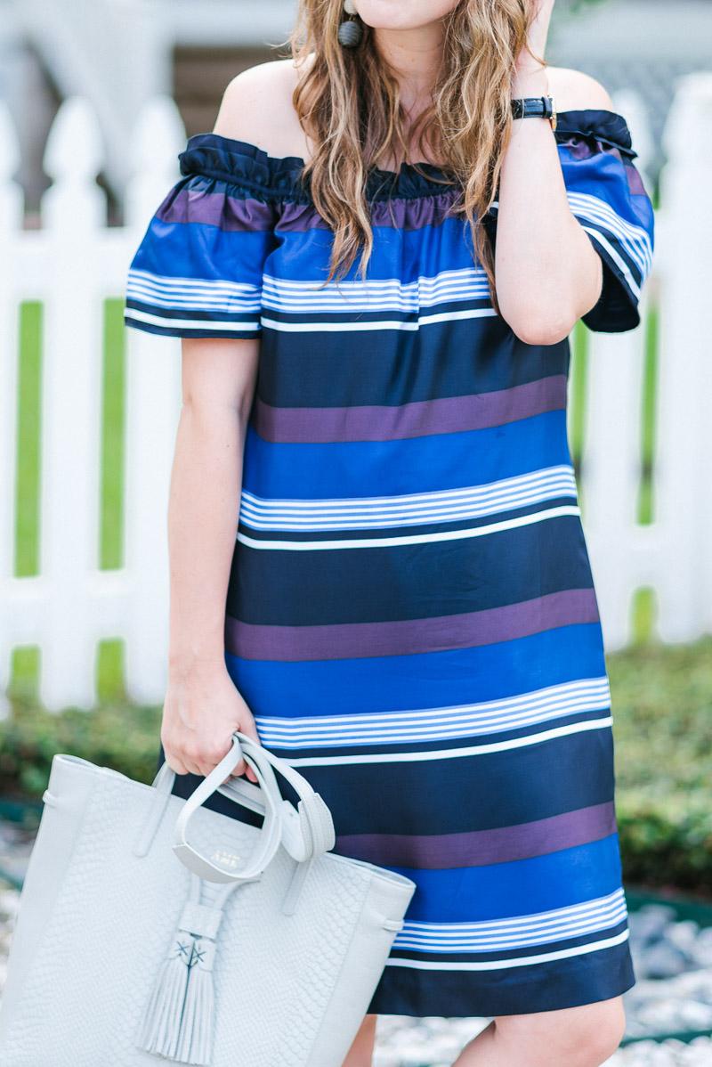 Banana_Republic_Blue_Striped_Dress_-1