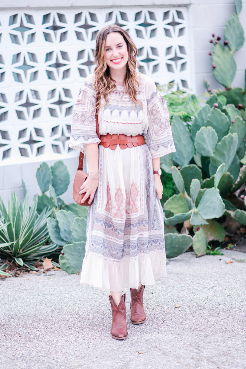 9083873eb98c Lone Star Looking Glass - A Boho Maxi + A New Way to Shop .