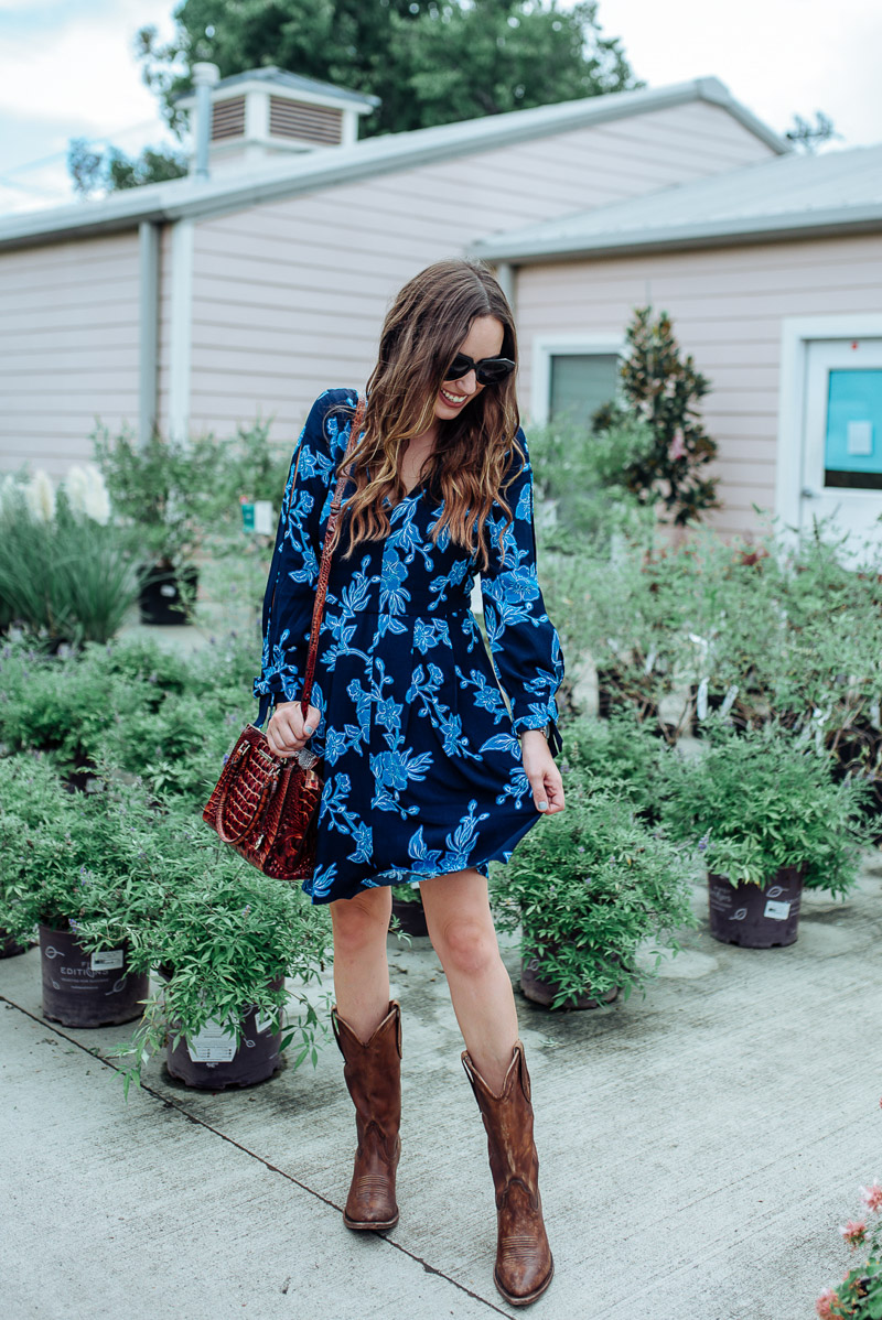 4d03494be7b Giddying Up for Fall in Cowboy Boots | Lone Star Looking Glass
