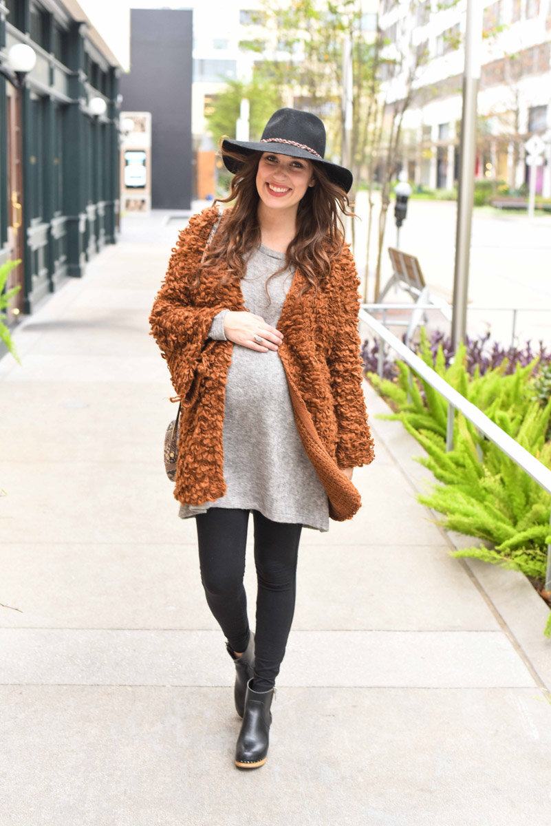 d71ff6ed2ad Boho Maternity Style with Audrey and Olive