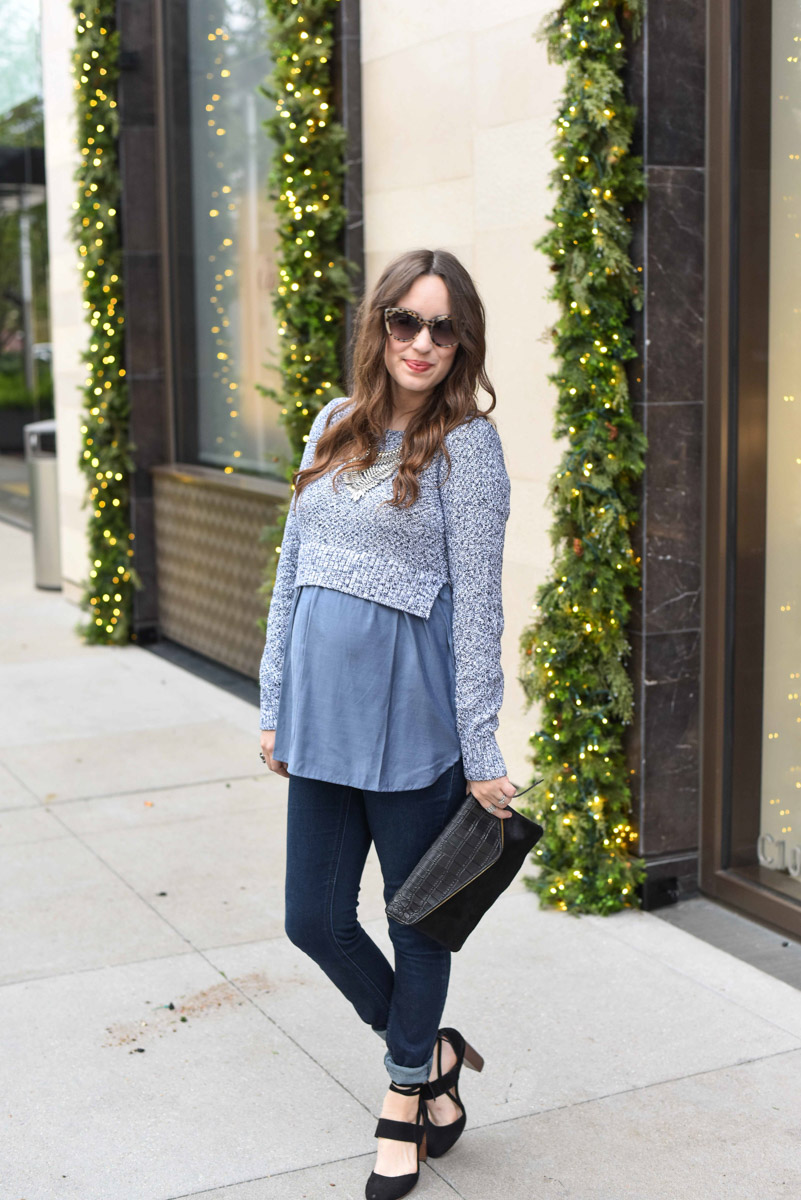 d00cef6cd85 3 Tips on How to Dress Up a Sweater for the Holidays