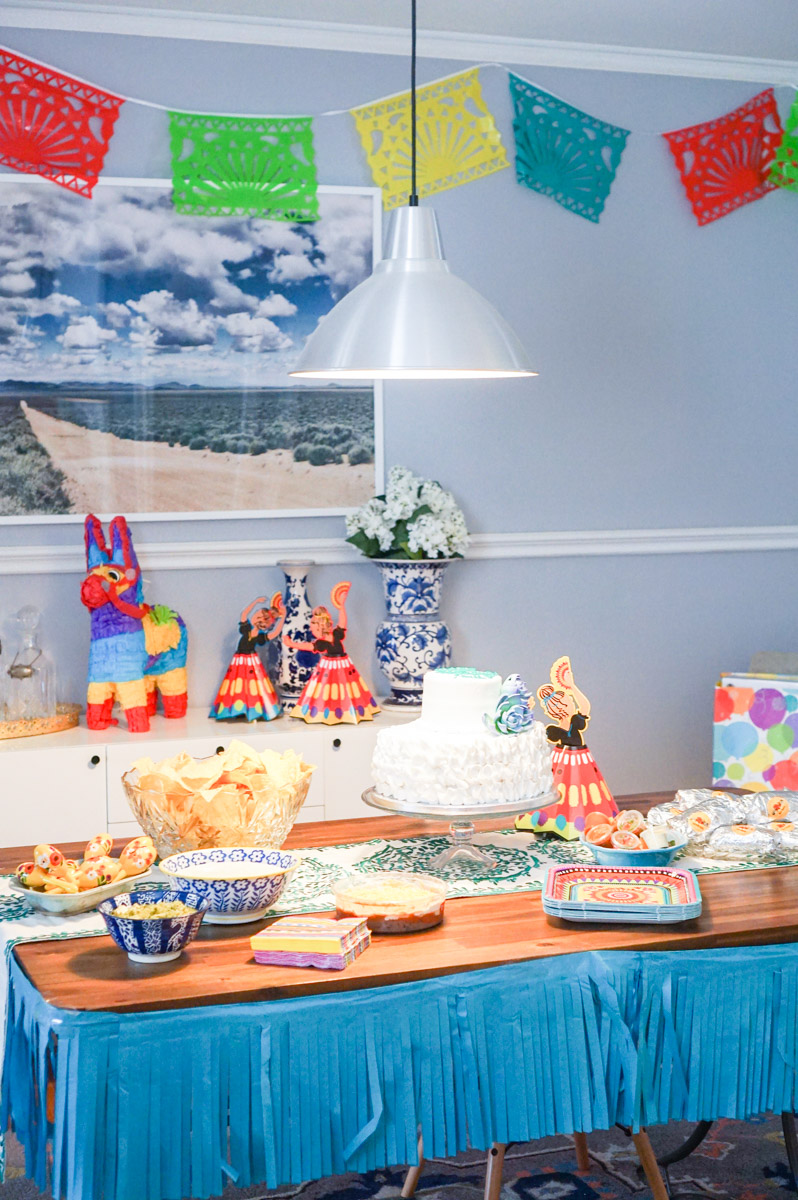 Fiesta First Birthday Party Theme Ideas Featured By Top US Lifestyle Blog Lone Star